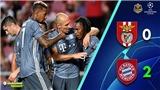 VIDEO Benfica 0-2 Bayern Munich: 'Hùm xám' khởi đầu thuận lợi