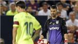 Thủ thành Leganes gọi Barca là 'những kẻ thua cuộc xấu xí'