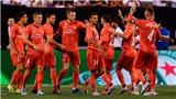 Link xem trực tiếp Real Madrid vs Roma (2h00, 20/9)