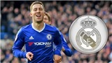 Hazard xác nhận muốn sang Real để giành Quả bóng Vàng