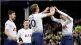 Video clip highlights Everton 2-6 Tottenham: Tiệc bàn thắng trước thềm Giáng sinh