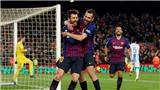 Video Barca 3-1 Leganes: Suarez và Messi tỏa sáng, Barca xây chắc ngôi đầu