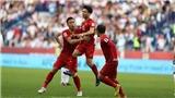VIDEO: 'Phượng - Hoàng tung cánh' mang về bàn gỡ cho Việt Nam trước Jordan