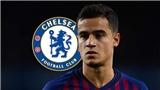 CHUYỂN NHƯỢNG 20/1: Chelsea chi 100 triệu bảng cho Coutinho. Martial gia hạn với M.U vì Solskjaer