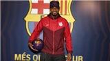 Barca bất ngờ mượn thành công Kevin-Prince Boateng