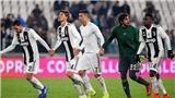 VIDEO Juventus 3-0 Chievo: Ronaldo hỏng pen, Juve vẫn kéo dài mạch bất bại