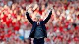 Arsene Wenger quay trở lại làm HLV vào tháng tới, có thể dẫn dắt PSG hoặc Bayern Munich