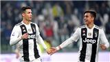 VIDEO Juventus 3-0 Frosinone: Ronaldo tỏa sáng, Juve nối dài chuỗi bất bại