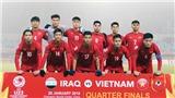 CẬP NHẬT sáng 22/2: Danh sách U23 Việt Nam dự vòng loại U23 châu Á. Barca muốn mua Rashford