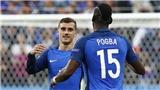 Pogba kiến tạo cực kỳ đẳng cấp giúp Griezmann ghi bàn ở vòng loại EURO 2020