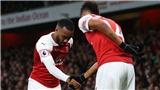 Phát sốt với pha phối hợp tuyệt đẹp theo phong cách Arsenal của Lacazette và Aubameyang