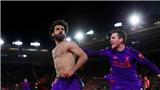 Southampton 1-3 Liverpool: Salah chấm dứt con khát bàn, đưa The Kop lên đỉnh
