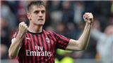 Milan 2-0 Frosinone: Piatek nổ súng, Rossoneri bám sát top 4