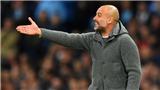 Guardiola CẤM trợ lý cập nhật kết quả của Liverpool
