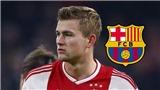 CHUYỂN NHƯỢNG Barca 18/5: Đạt thỏa thuận với De Ligt, đàm phán với luật sư của Griezmann