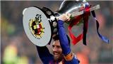 Leo Messi dẫn đầu 14/15 thống kê của giải đấu, nên gọi La Liga là 'Messi Liga'