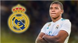 CHUYỂN NHƯỢNG Real 15/6: Vụ mua Mbappe từ PSG có tiến triển. CĐV Real bức xúc với Bale
