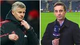 CẬP NHẬT tối 23/6: Neville chỉ ra vấn đề nghiêm trọng của MU. Qatar tuyên bố tiễn Messi về nước