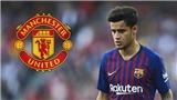 CHUYỂN NHƯỢNG Barca 28/7: Messi thất vọng vì thương vụ Neymar. Báo giá Coutinho cho MU