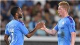 Yokohama 1-3 Man City: De Bruyne tỏa sáng, Man City thắng dễ đối thủ Nhật Bản