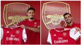 Chuyển nhượng Arsenal: Cùng một ngày, Arsenal chiêu mộ được 2 tân binh