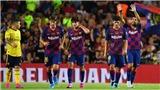 Barca 2-1 Arsenal: Hậu vệ đối phương 'đốt đền', Barca ngược dòng giành Gamper Cup
