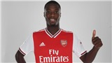 Arsenal: Nicolas Pepe giải thích vì sao loại MU để đến Arsenal với giá kỷ lục