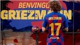 Vì sao Griezmann không thể lấy áo số 7 của Barca từ Coutinho?