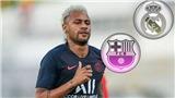 CHUYỂN NHƯỢNG Barca 10/8: Barca cầu xin Neymar từ chối Real. Coutinho được Juve và Bayern quan tâm