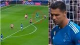 Atletico 2-2 Juventus: Ronaldo nổi điên vì đồng đội không chịu chuyền bóng