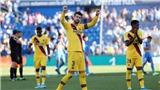 Getafe 0–2 Barcelona: Suarez lập công, Lenglet thẻ đỏ, Barca vẫn có 3 điểm trọn vẹn