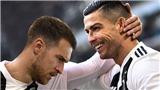 Aaron Ramsey: 'Ronaldo cũng chỉ là một người đàn ông bình thường'