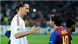 TIẾT LỘ: Messi gửi tin nhắn tới Guardiola sau khi Ibrahimovic gia nhập Barca