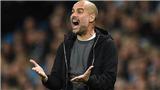 Sốc với phát biểu tục tĩu của Guardiola trước học trò sau trận thua Tottenham