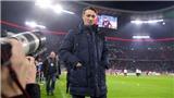 Bayern Munich sa thải Niko Kovac sau thất bại 1-5 trước Frankfurt