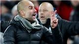 Man City thua, Guardiola mỉa mai trọng tài vì giúp Liverpool thoát hai quả penalty