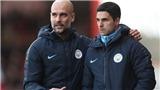Guardiola đã khiến Arteta rời Man City để tới làm HLV trưởng Arsenal