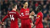 Liverpool 1-0 Wolves: VAR vào cuộc giúp The Kop giành chiến thắng trong tranh cãi