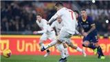 Roma 1-2 Juventus: Ronaldo ghi bàn, Juve chiếm ngôi đầu bảng của Inter