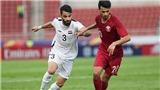Xem bóng đá trực tiếp: U23 Saudi Arabia vs U23 Qatar, VTV6, VTV5. U23 châu Á 2020