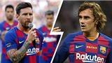 Barca: Griezmann bị Messi và đồng đội cô lập vì từng vô địch thế giới?