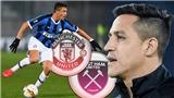 Liệu Alexis Sanchez có cứu vãn được sự nghiệp ở West Ham?