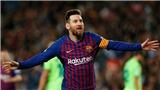 Sherwood: 'Messi không phải thiên tài bẩm sinh'