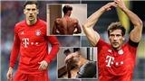 Sốc với thể hình vạm vỡ của sao Bayern Munich sau quãng thời gian nghỉ dịch