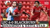 Minamino và Mane tỏa sáng, giúp Liverpool đại thắng 6-0