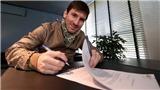 Barca trói chân Messi thêm 2 năm, lương 500.000 euro/tuần