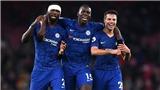 Cập nhật trực tiếp bóng đá Anh: Chelsea đấu với Man City. K+, K+PM trực tiếp