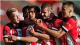 Video clip bàn thắng Southampton 1-0 Man City: Cú sảy chân bất ngờ của Man xanh