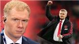 Bóng đá hôm nay 13/10: Scholes kêu gọi MU mua tiền đạo đẳng cấp. Liverpool đón tin vui