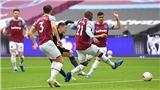 West Ham 1–1 Man City: Thầy trò Guardiola dậm chân ở nửa sau BXH
